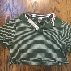 Tommy Hilfiger crop top
